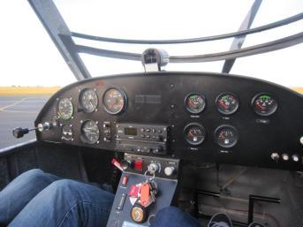 Cockpit Zenair