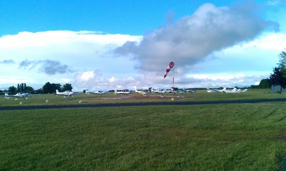 alignement des avions
