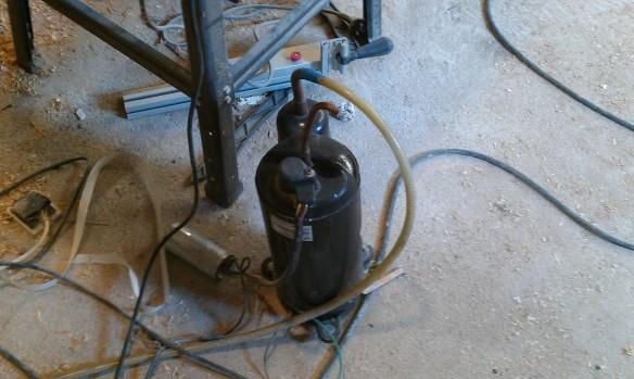 Pompe à vide