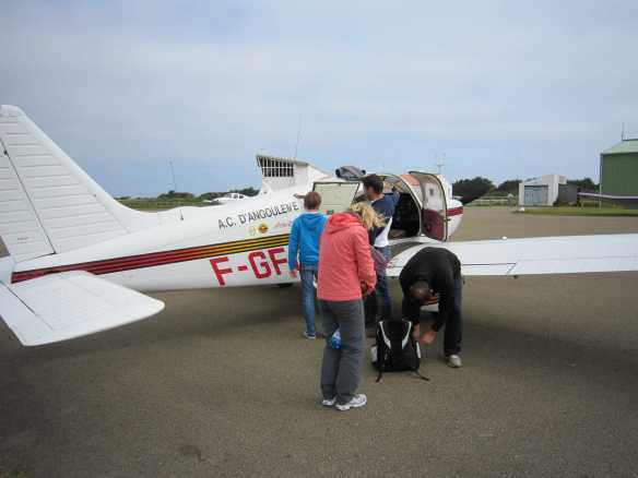 Equipage du PA28