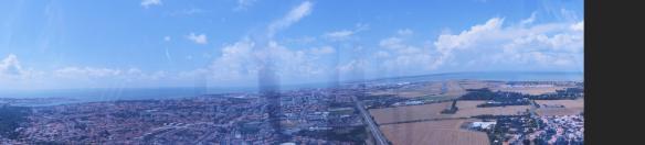 La Rochelle en panorama