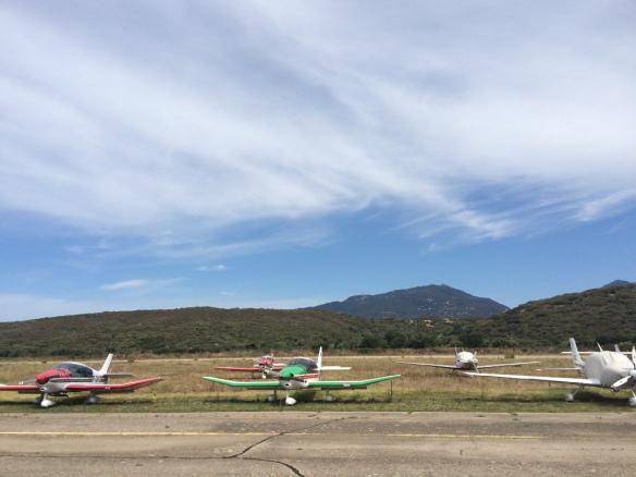 Propiano, l'aérodrome :)